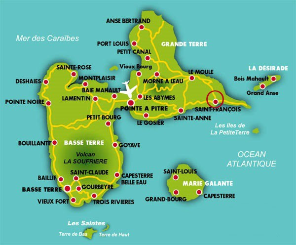 guadeloupe-situation-geographique