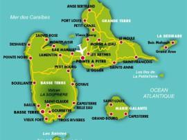 Location résidence Sainte-Marthe Saint-François Guadeloupe